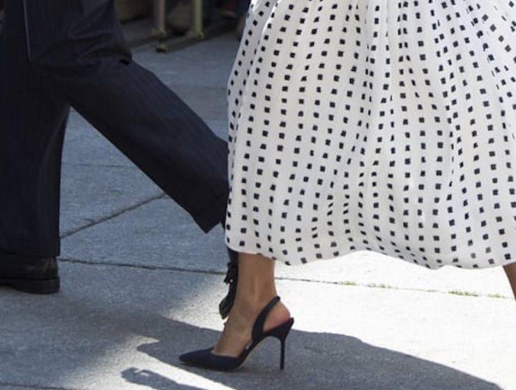 kraljica leticija haljina