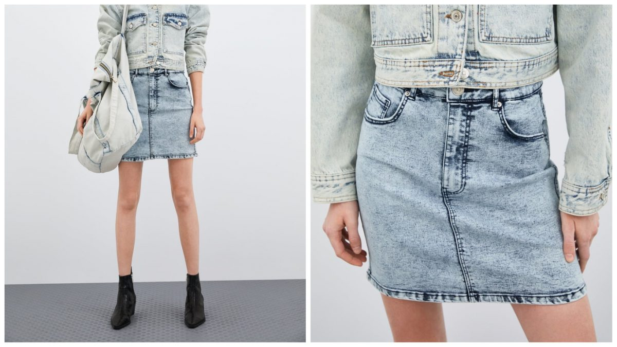 teksas suknje