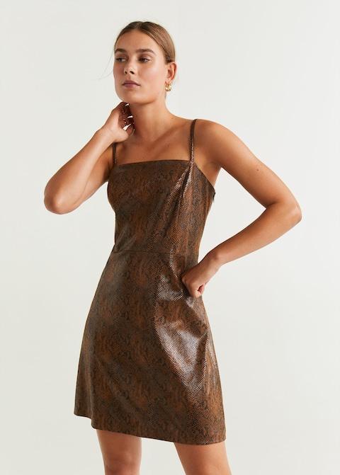 kratka haljina zmijska