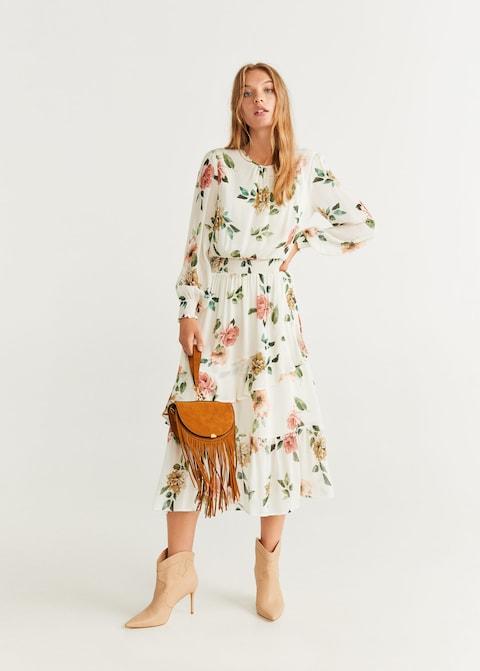 cvetna haljina jesen