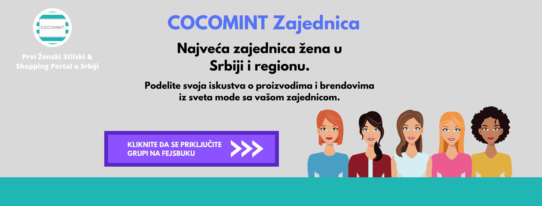 cocomint zajednica
